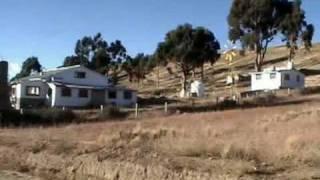 General - EMAS training center in Puerto Perez, Bolivia
