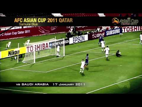 "AFC Asian Cup 2011 日本代表 Samurai Blue "" Change """