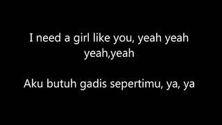 Maroon 5 - Girls Like You Lyrics / Terjemahan Bahasa Indonesia