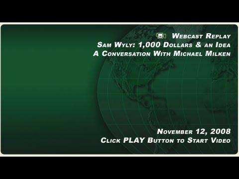 Sam Wyly: 1,000 Dollars & an Idea