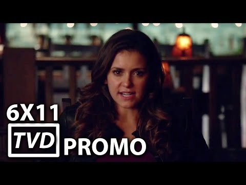 """The Vampire Diaries 6x11 Promo """"woke Up With A Monster"""" video"""