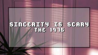 Sincerity Is Scary The 1975 Sub Español