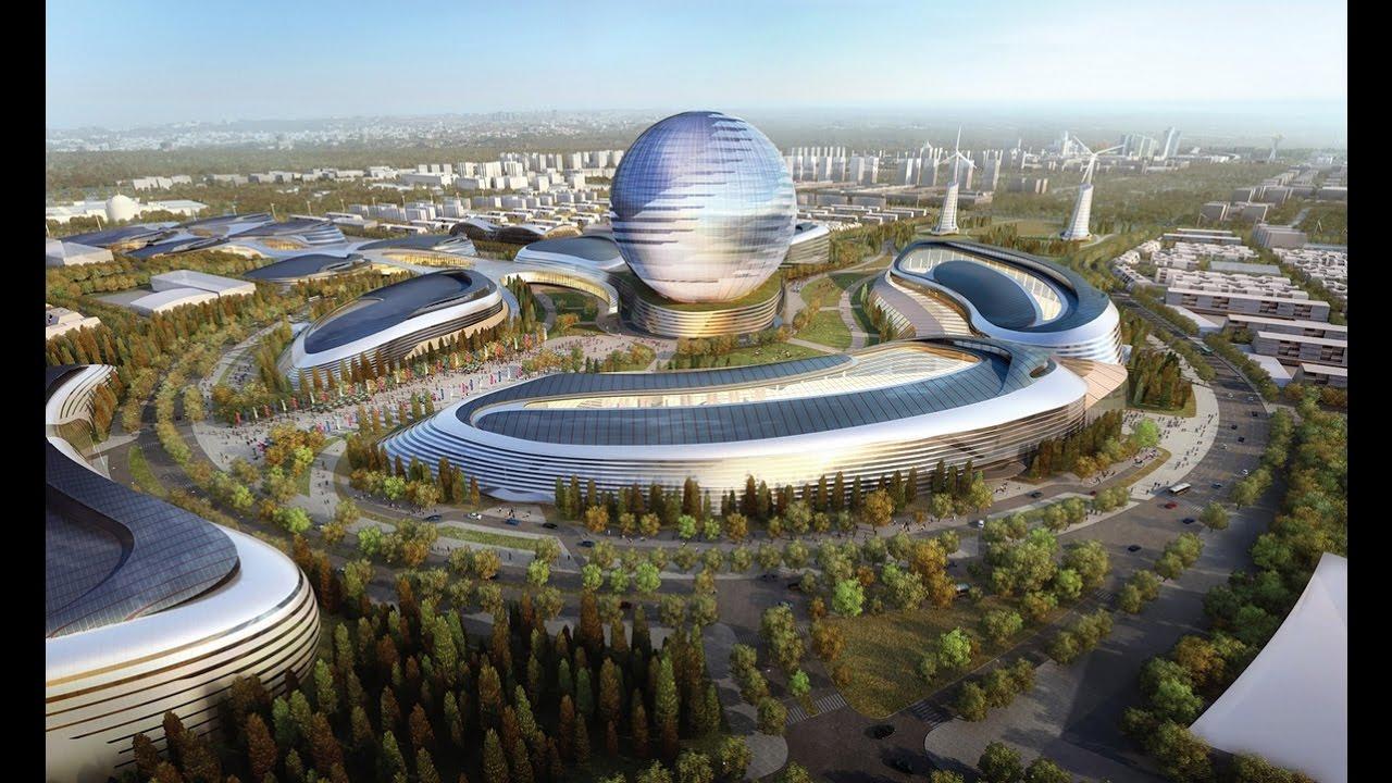 Астана ЭКСПО-2018: фото проекта, мероприятия