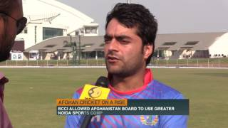 Afghan cricket blossoms in second home