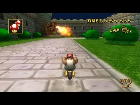 [MKW European Record] N64 Bowser's Castle - 02:31.922