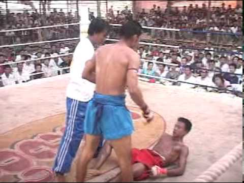 Myanmar Lethwei match in city of Ray, #1 Image 1
