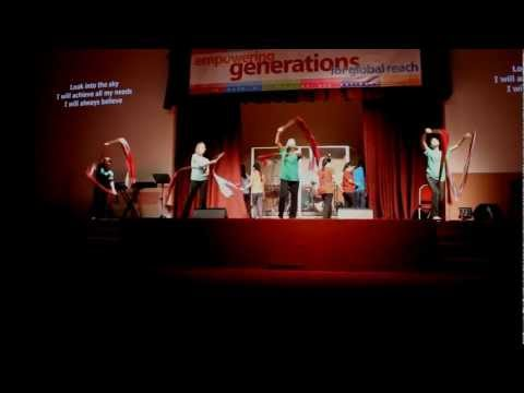 Pjefc's Creative Arts Ministry - I Believe By Yolanda Adams (dance) video
