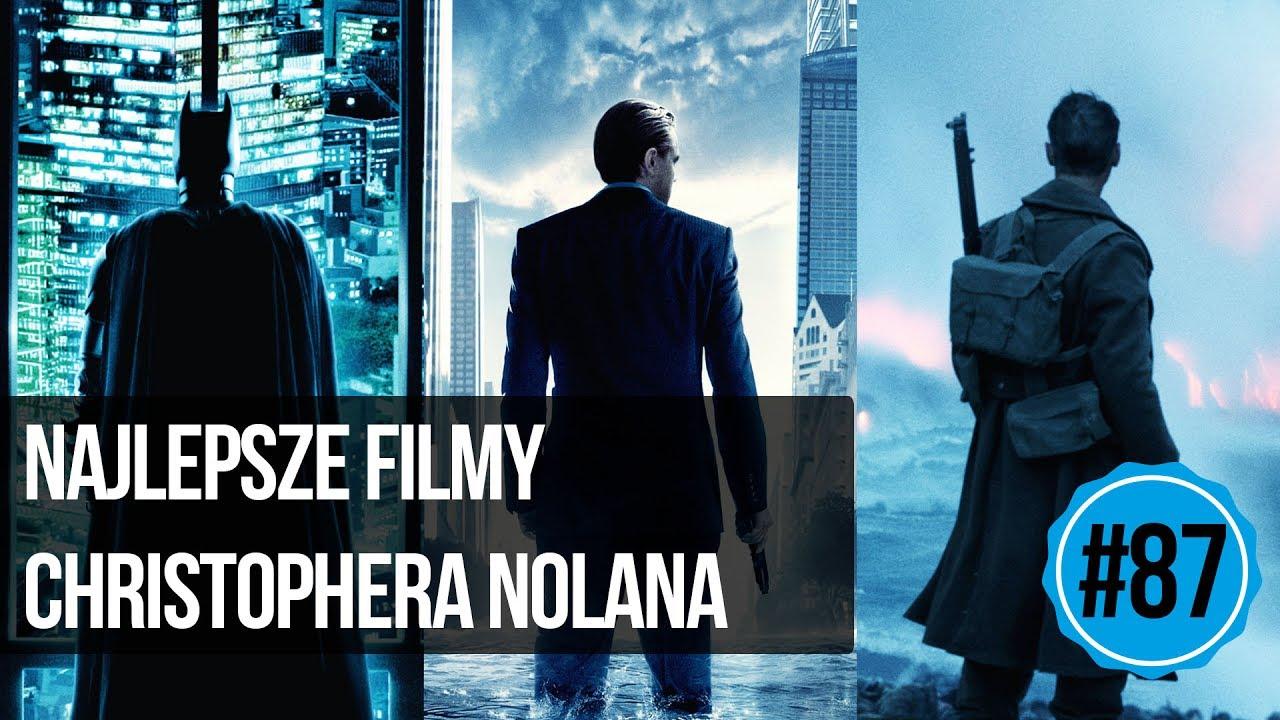 #87 TOP 5: Najlepsze filmy Christophera Nolana
