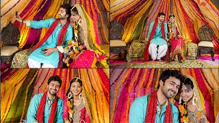 Ali & Hamna   Pakistani Wedding   Mehndi Highlights   Lahore