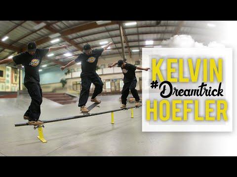 Brazilian Olympian Kelvin Hoefler's #DreamTrick Seems Impossible