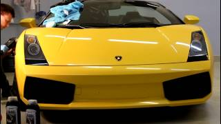 TL AUTOPESU: Gallardo Polishing