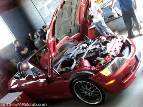 Turbo Bmw Z3 M Roadster On Dyno Youtube