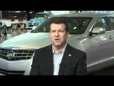 Jim Vurpillat, Global Marketing Director Cadillac