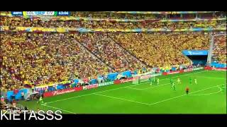 FIFA World Cup All Goals 2014-With English Commentary Part 1 {HD}