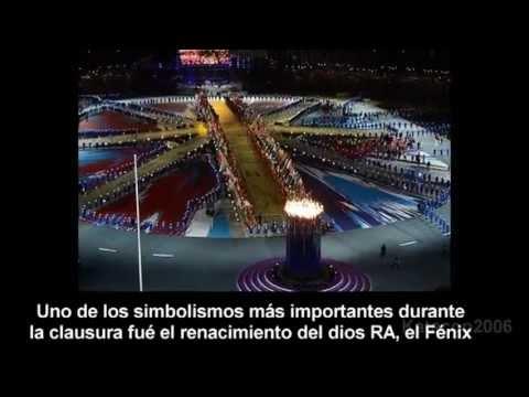 Megaritual Juegos Olímpicos Londres- 777- Acuario - Babilonia - Nuevo Orden Mundial - Anticristo
