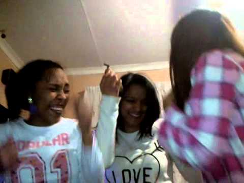 """South - African Girls """"Call Me Maybe"""" Robyn , Alexcia and Raya"""
