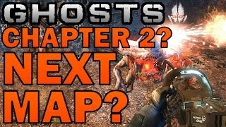 "COD Ghosts Extinction ""Chapter 2"" More Maps? ""Ghosts DLC"" THEORY (COD Ghosts Extinction Gameplay)"