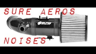 Mazda 3 MPS Mazdaspeed 3 Sure aeros sri intake spool