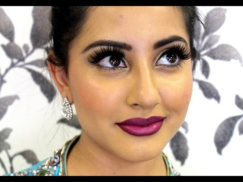 Indian Makeup Tutorial | Guest at an Indian Wedding or Party | Shumaila's Hair & Beauty