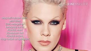 Download Lagu Pink - Wild Hearts Can't Be Broken (magyarul) Gratis STAFABAND