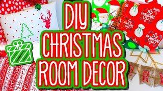 Christmas Room Decor DIYs   Easy & Cute + How to Make Your Room More Festive for the Holidays