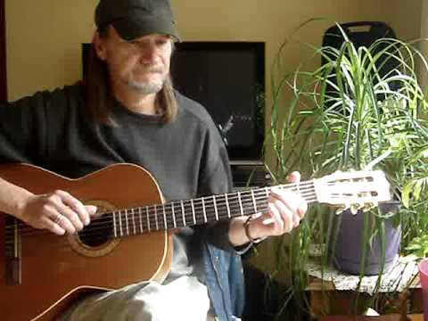 0 Acoustic Guitar Lessons Green River Style Riff Tab Included