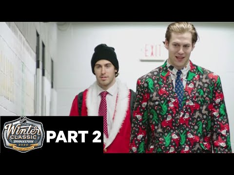Road To The NHL Winter Classic - Episode 2
