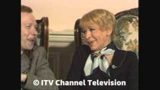 George & Mildred - Brian Murphy and Yootha Joyce (possible last interview) - July 15th 1980