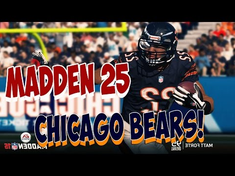madden tips forum packers bears over under