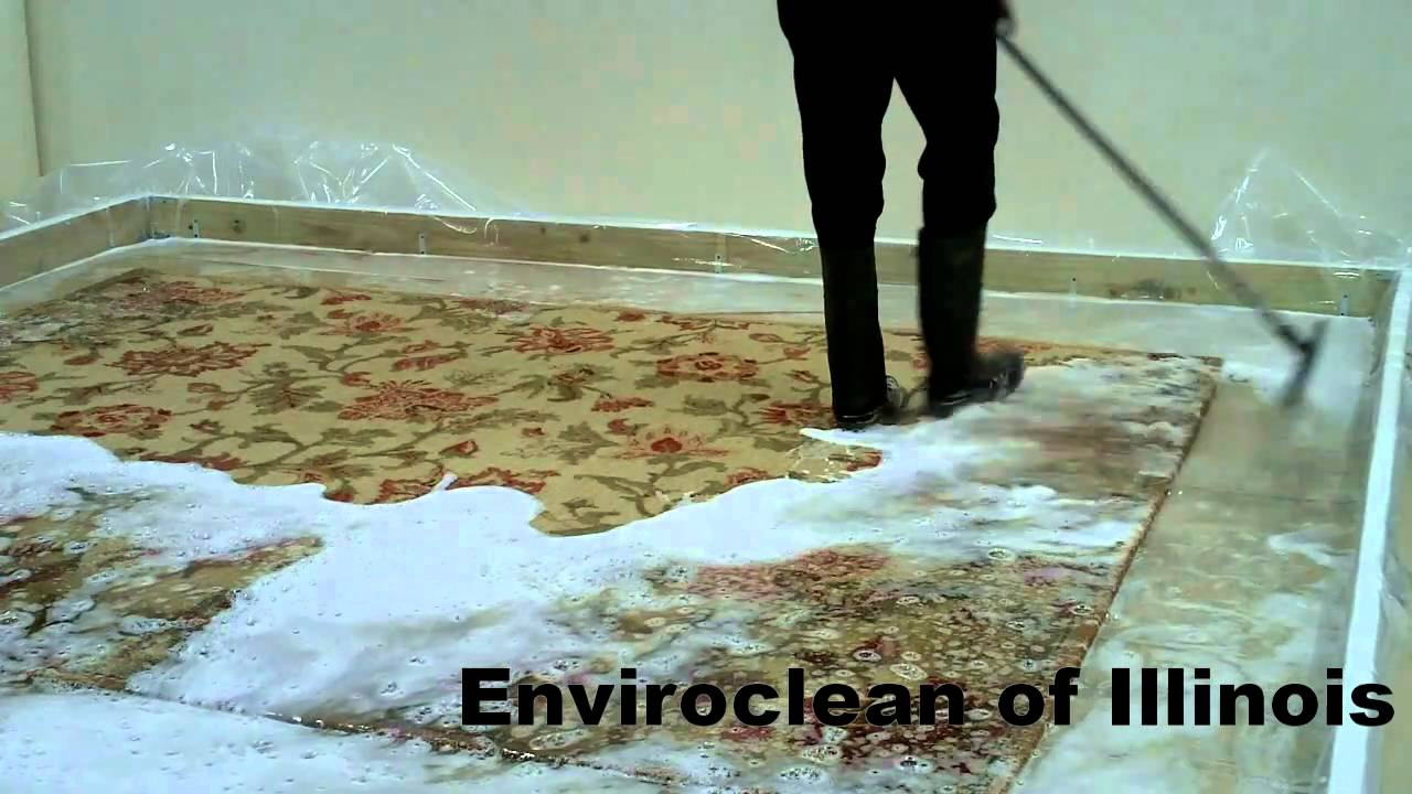 how to properly clean fine wool and oriental area rugs youtube. Black Bedroom Furniture Sets. Home Design Ideas