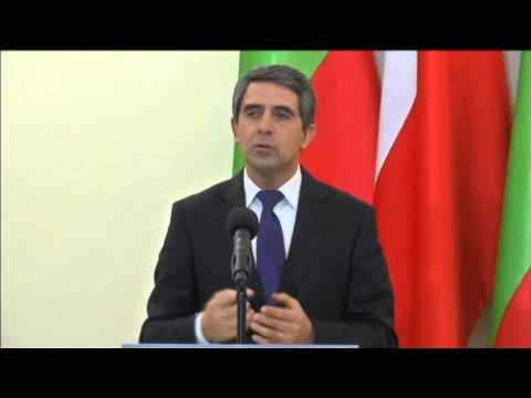 Bulgarians Call for European Energy Union: EU seeking to cut dependency on Russian gas