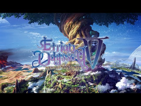 Etrian Odyssey V: Beyond the Myth - Announcement Trailer