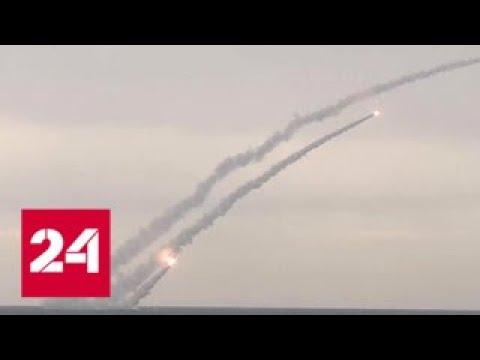 Российская армия третий день подряд громит террористов в Сирии - Россия 24