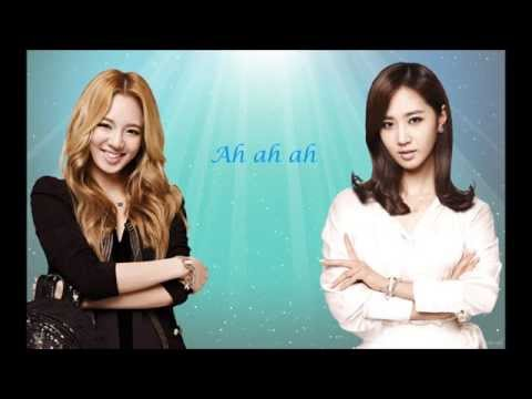 Flower Power Girls' Generation Lyric Video