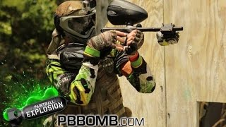 DYE Rize @ Paintball Explosion