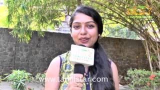 Varsha At VetriVel Movie Press Show