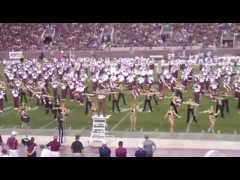 FSU Marching Chiefs - Thriller