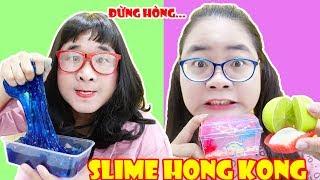 """""""Mày Đừng Hòng Bán Slime Hồng Kông"""" Troll Mẹ Ghẻ Ăn Bánh Mochi Siêu Chua"""