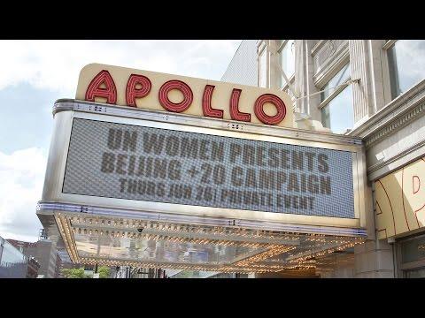 A Night at the Apollo: UN Women Celebrates Beijing+20 Campaign Launch (Full Show)