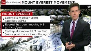 download lagu Nepal Quake Shifted Mount Everest Three Centimeters gratis