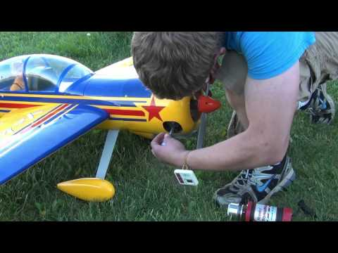Seagull Yak 54 .90 Model Airplane Showcase