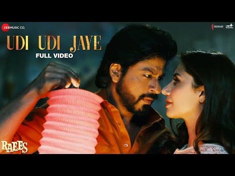Udi Udi Jaye - Full Video | Raees | Shah Rukh Khan & Mahira Khan | Ram Sampath