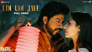 Udi Udi Jaye HD Video Song Raees Shah Rukh Khan Mahira Khan