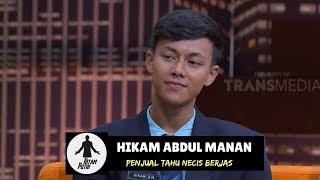 Penjual Tahu Necis Berjas Idola Emak-Emak | HITAM PUTIH (17/10/18) Part 2