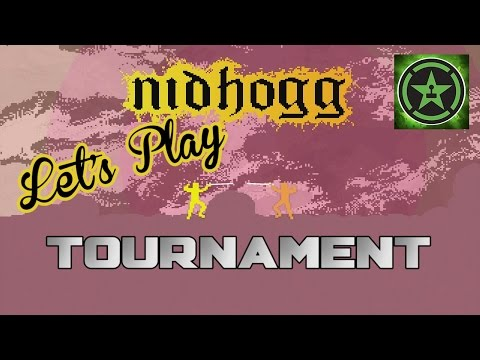 Let's Play - Nidhogg Tournament