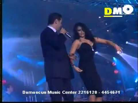 Haifa Wehbe Belly Dance in Ragheb concert