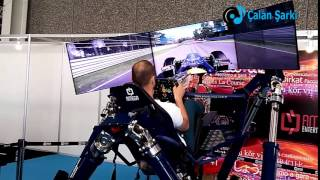 Real Formula 1 Simulation Game