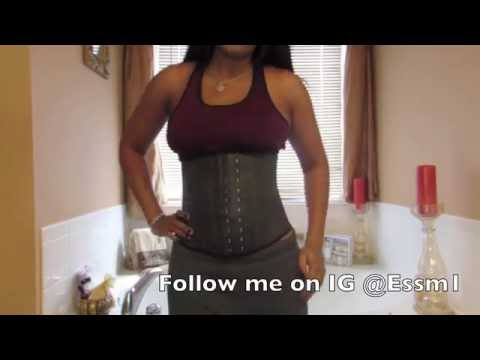 Pretty Girl Curves Waist Cincher Review : Part 1