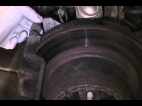 How to Change Rear Brakes and Rotors on Most Vehicle! Nissan Altima Example
