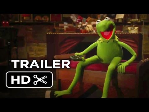 Muppets Most Wanted Official Theatrical Trailer (2014) - Muppets Movie HD